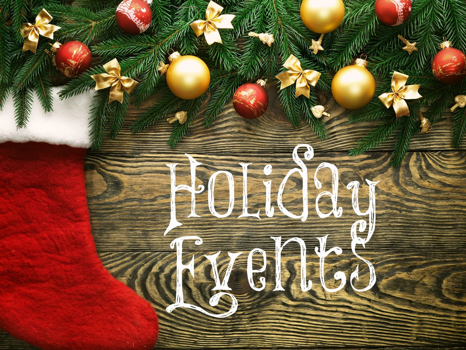 Holiday events and parties at Biggers Bed and Breakfast