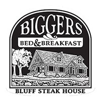 Biggers Bed & Breakfast and The Bluff Steakhouse